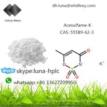 China Supply Süßstoff D-Raffinose Pentahydrat / Acesulfam Kalium