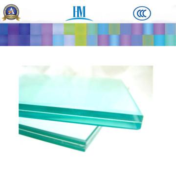 Verre de sécurité / verre trempé décoratif de 8 mm
