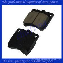 D402 DA19-33-28Z DA19-33-28ZA B5Y6-33-28Z DA19-33-28 MDA19-33-28Z DA19-33-28Z KK150-33-28Z pour kia prida auto plaquette de frein