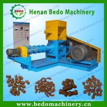 China supplier CE approved floating fish feed pellet mill machine /fish food extruder for sale