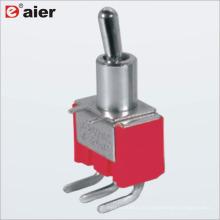 Daier MTS-102-C3 ON-ON Interrupteur à bascule 3A 250VAC