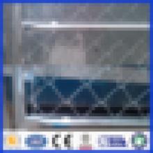 2115 heiße Verkäufe !! Heißer getauchte galvanisierter temporärer Zaun von der chinesischen Fabrik