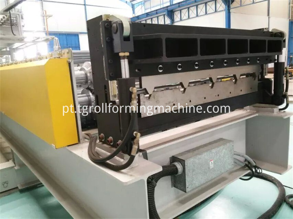 Wall Cladding Panel Roll Forming Machine