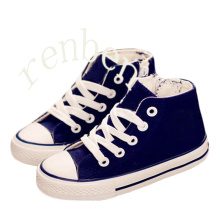 Hot New Fashion Children′s Casual Canvas Shoes