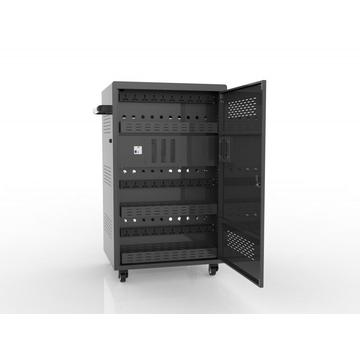 30 bay charging cart for laptops and tablets