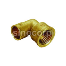 Brass Plumbing Fitting Elbow Female