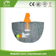 Adult Eco Friendly wiederverwendbare wasserdichte Regen Poncho