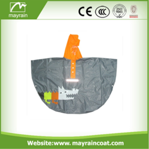 Adult Eco Friendly Reusable Waterproof Rain Poncho