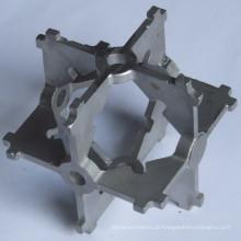 Suporte de moldagem de investimento de aço inoxidável personalizado de alta qualidade