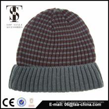 Sombrero de encargo barato al por mayor del invierno de la alta calidad