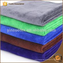 Súper suave de impresión en color de viaje de microfibra gimnasio refrescante toalla de fitness