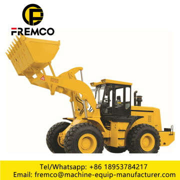 New Wheel Loader With Competitive Price