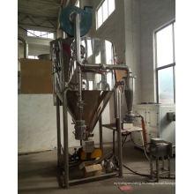 Secadora de aerosol de la serie ZPG 2017 para extracto de medicina tradicional china, cilindro secador SS, horno de curado uv líquido