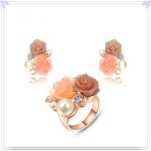 Bijoux fantaisie Accessoires en alliage Set de bijoux de mode (AJS133)