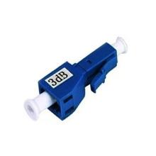 Atténuateur de fibre optique mâle à femelle lc sc apc pc upc pour télécom