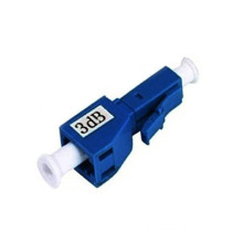 optical fiber attenuator male to female lc sc apc pc upc for telecom