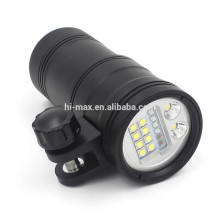 china supplier underwater led lights 10000 lumen flashlight UV9