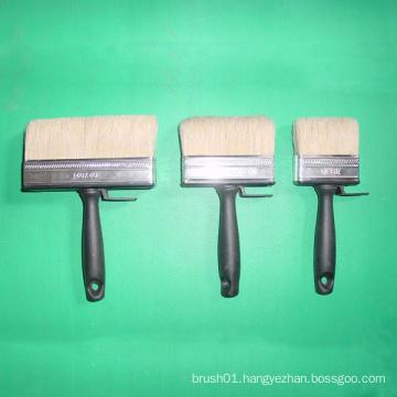 White Bristle Ceiling Brush with Plastic Handle (THB-005)