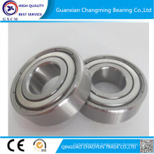 High Quality Motorcycle 6200 Deep Groove Ball Bearings