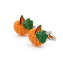 VAGULA engraçado laranja Mancuerna botões de punho (HLK35141)