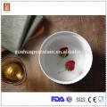 """6.5 """"China-Großhandelsrunde Essgeschirr-Schüssel Neue keramische Salat-Schüssel"""