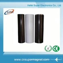 Оптовая гибкая 0,3 мм тонкий ПВХ магнитный крен резиновый магнита