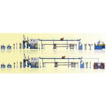 copper wire extrusion machine