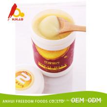 Fabrik-Versorgungsmaterial-frisches königliches Gelee in den Flaschen 500g (Soem-Willkommen)