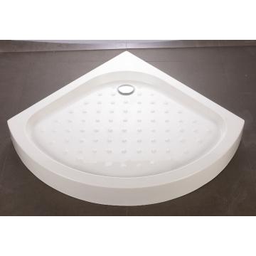 Plato de ducha de resina de piedra
