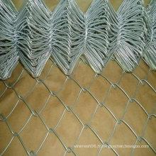 Promotion promotionnelle 2015! Fabricant de la clôture en chaîne galvanisée robuste / PVC Coated Chain Link Fence Price