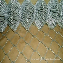 2015 promotion sale ! Manufacturer of the heavy duty Galvanized Chain Link Fence/PVC Coated Chain Link Fence Price