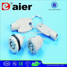 Daier 12mm electrical key switch