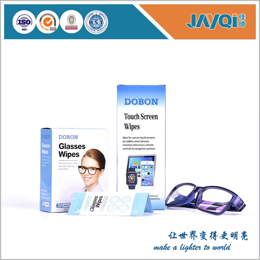 Cheap Price Eyeglass Cleaning Wet Wipes