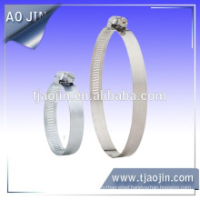 american type W5 galvanized hose clamp