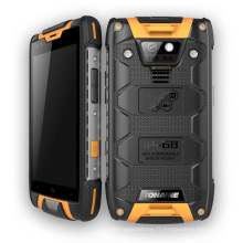Cheap 4.5Moquo Quad Cores 4G IP68 Waterproof Mobile Phone