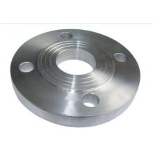 Brida de placa de aleación de acero EN1092-1