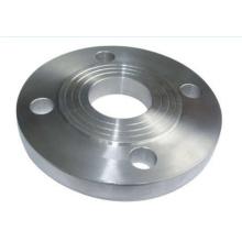Bride de plaque d'acier allié EN1092-1