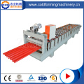 CE Standard Galvanized Roll Forming Machine