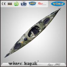 Sport Single Sit in Kayak Beautiful Solo Touring Kayak Hot Sale