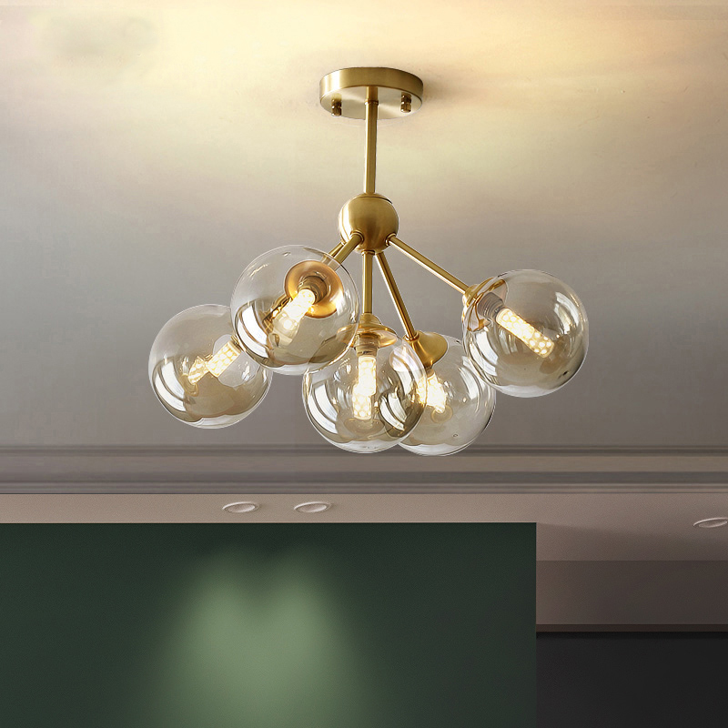Applicantion Shell Chandelier