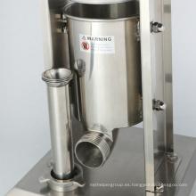 Máquina de llenado de salchichas para hacer salchichas retorcidas en el hogar