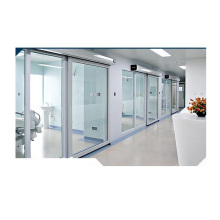 12mm Tempered Glass Automatic Airtight Door