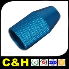 Peça de alumínio da peça de giro da peça de alumínio Al7075 / Al6061 / Al2024 / Al5051