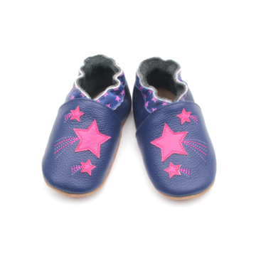 Hot selling Girls New Design Shoes Zacht leer