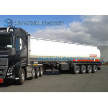 4 Axles Fuel Tank Trailer, 56000 Liters Fuel Tank Semi Trailer, Fuel Tank Semi Trailer