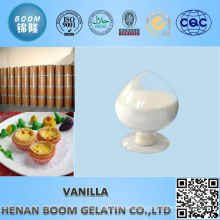 Supply favorable price vanillin sugar in flavour and fragrance
