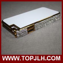 Nova sublimação brilho diamante Rhinestone Phone Case para iPhone Plus de 6/6