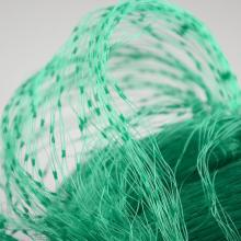 Green Extruded net HDPE with UV anti bird net