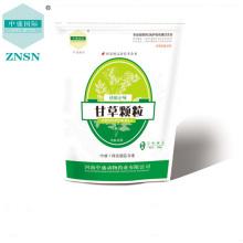 Racine séchée de réglisse de fines herbes chinoises naturelles, médicaments vétérinaires pour des maladies respiratoires
