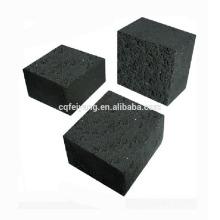 2017 Nuevo cubo de carbón de la cachimba del coco de shisha kohlen